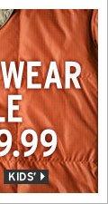 Shop Kids' Sale Outerwear
