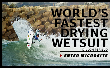 Flashbomb - World's Fastest Drying Wetsuit - Enter Microsite