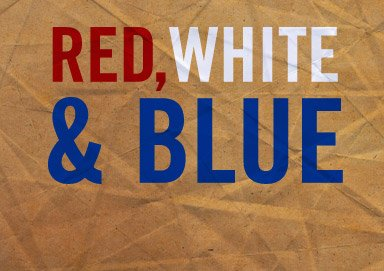 Shop Red, White and Blue