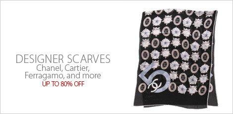 Designer Scarves