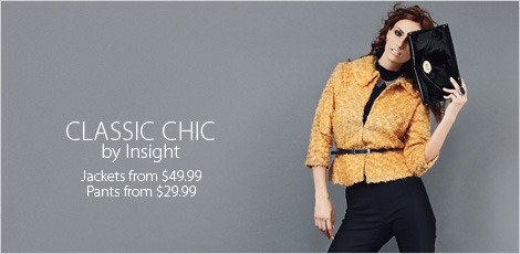 classic chic by insight