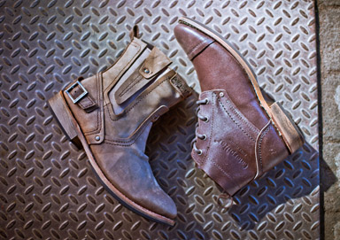 Shop Boot Up ft. Cat Footwear