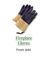 Fireplace Gloves, from $44