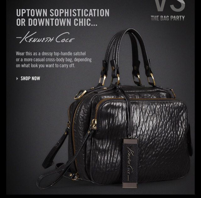 UPTOWN SOPHISTICATION OR DOWNTOWN CHIC...