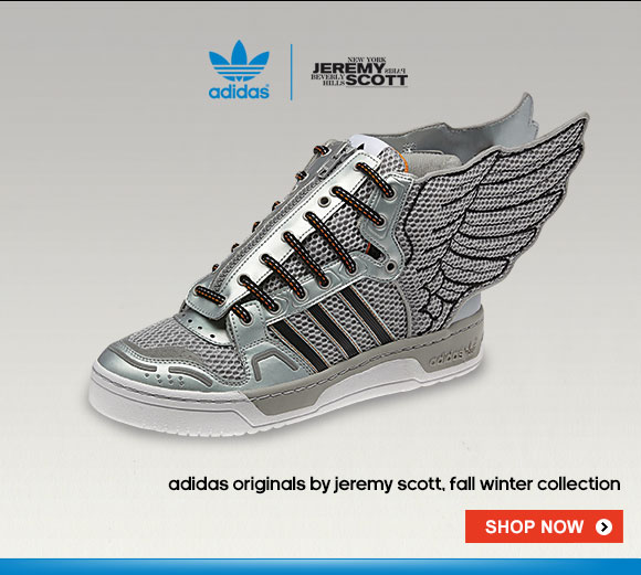 Shop  adidas x Jeremy Scott Collection »