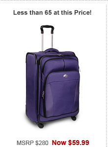 "American Tourister iLite DLX 25"" Spinner"