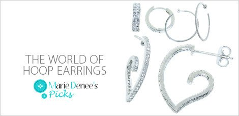The World of Hoop Earrings