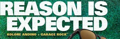 REASON IS EXPECTED | KOLORE ANDINO GARAGE ROCK™