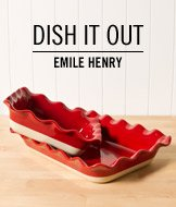 Dish It Out. Emily Henry.