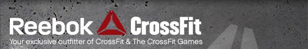 Reebok | Your exclusive outfitter of CrossFit and The CrossFit Games