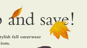 Find great deals on functional and stylish fall outerwear from our men's and women;s collections.