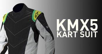 Shop the Alpinestars K-MX 5 Kart Suit