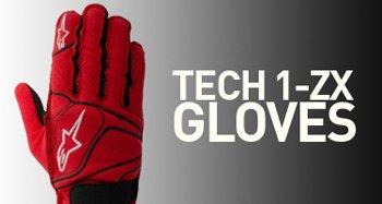 Shop the Alpinestars Tech 1-ZX Glove