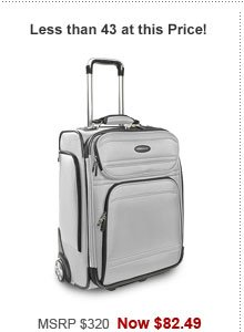 "Samsonite DKX 21"" Exp Upright"