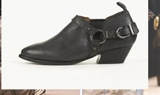 Kattle Stirrup Western Shoes