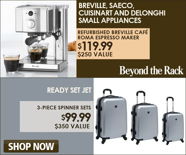 Breville and more