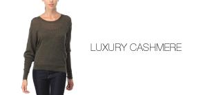 LUXURY CASHMERE - Women's