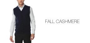 FALL CASHMERE - Men's