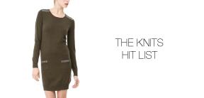 THE KNITS HIT LIST- Women's