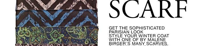 Shop scarves