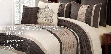 Stylish & Comfortable Bedding