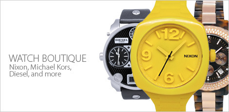 Watches boutique