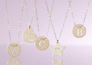 Personalized Jewelry: Miriam Merenfeld