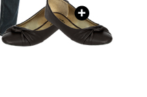 Knotted Ballet Flat