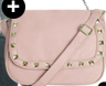 Crystal Punk Crossbody Bag