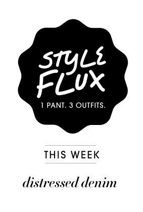 Style Flux - 1 Pant. 3 Ways.