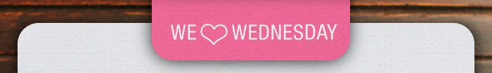 We Heart Wednesday
