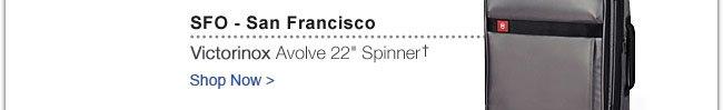 Victorinox Avolve 22 in. Spinner | Shop Now