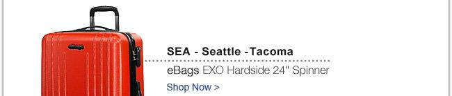 eBags EXO Hardside 24 in. Spinner | Shop Now