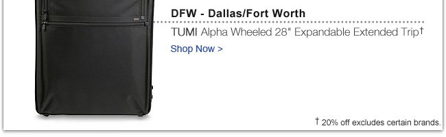 Tumi Alpha Wheeled 28 in. Expandable Extended Trip | Shop Now