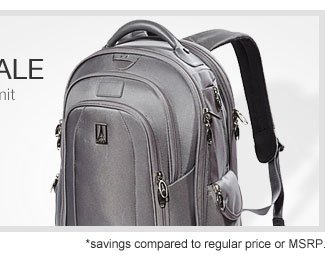 Travelpro Crew 9 Business Backpack | Shop Now