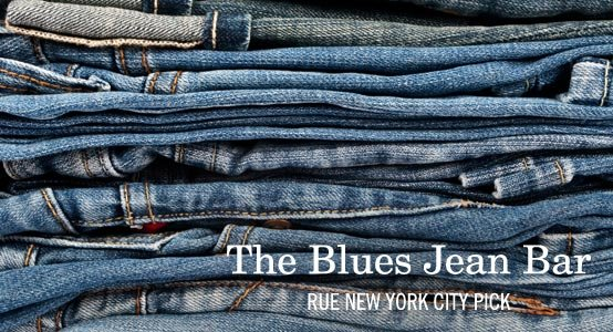 The Blues Jean Bar: Rue New York City Pick