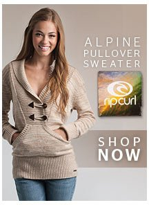 Alpine Pullover Sweater - Shop Now