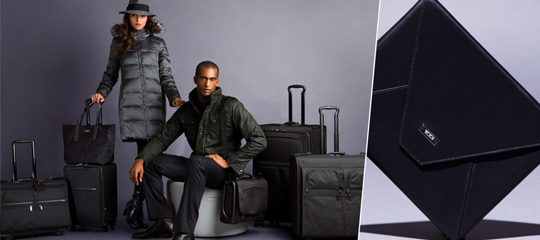 TUMI Luggage, Accessories, & Outerwear