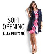 Soft Opening. Lily Pulitzer.