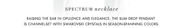Spectrum Necklace