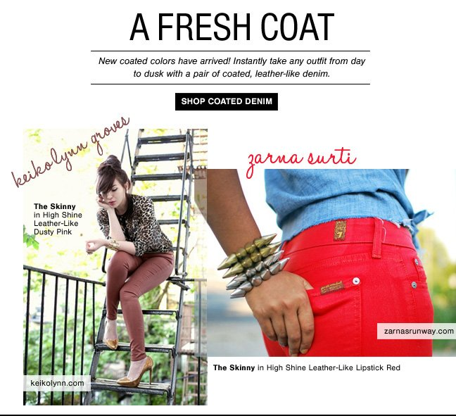 Blogger Favorites: New Coated Colors
