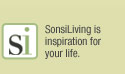 SonsiLiving is inspiration for your life.