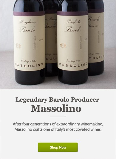 Legendary Barolo Producer Massolino - Shop Now