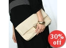 Fold-Over Handbag