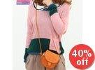 Flap Pouch Crossbody Bag