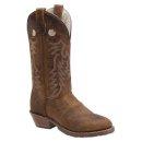 "Double-H Women's Buckaroo 12"" Western Boots"