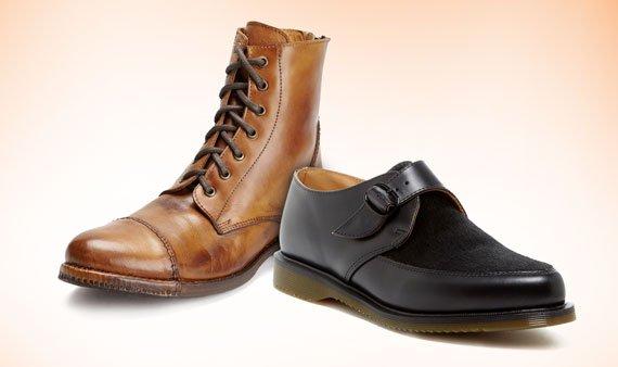 Fall Shoe Shop  - Visit Event