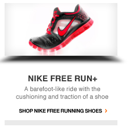 NIKE FREE RUN+ | Shop Nike Free Running Shoes
