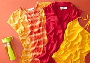 Anue Yoga Collection