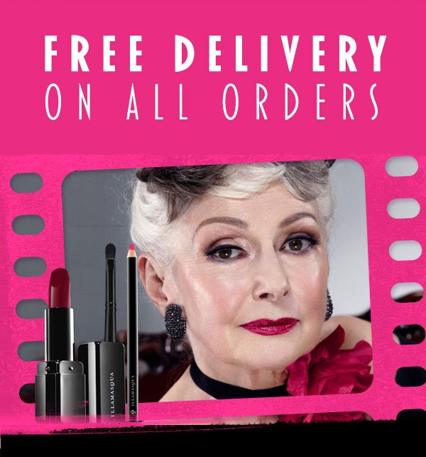 Free Delivery on ALL orders...